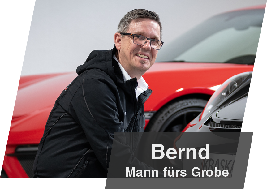 Bernd Brendel Mitarbeiter Kraska Automobile
