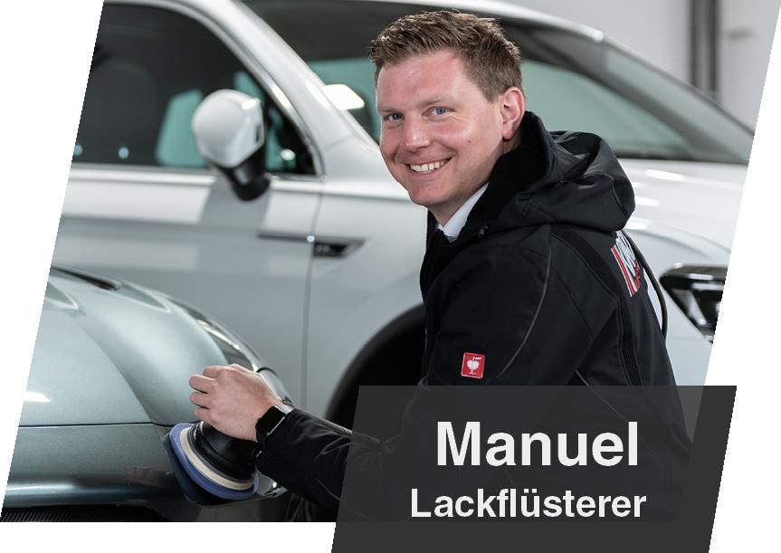 Manuel Hobmair - Mitarbeiter Kraska Automobile