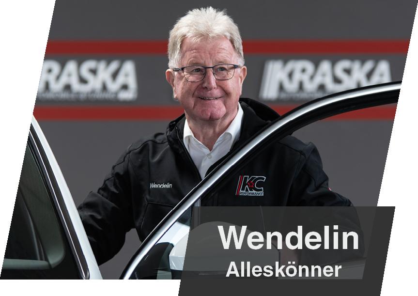 Wendelin Fischer - Mitarbeiter Kraska Automobile